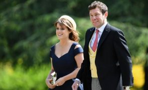 Casamento da Princesa Eugenie e Jack Brooksbank Os últimos preparativos do matrimónio real