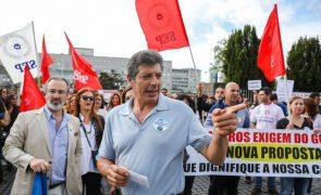 Adesão à greve dos enfermeiros rondou os 72% em todo o país