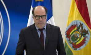 Colômbia concede estatuto de refugiado a ex-presidente do parlamento venezuelano