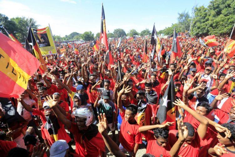 Fretilin critica obstáculos a inquérito sobre projetos de obras em Timor-Leste