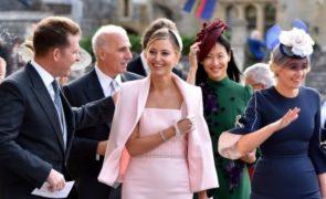 Casamento real: Veja os famosos que marcaram presença
