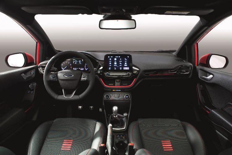 Novos Ford Fiesta ST-Line Red e Black Edition mais apelativas e contrastantes