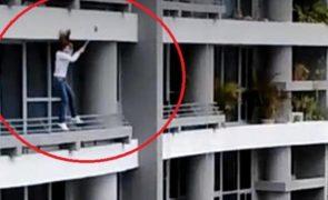 Panamá: Portuguesa morre ao cair de 27.º andar quando tirava uma selfie [vídeo e fotos]