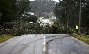 Proteção Civil já registou quase 1.500 ocorrências devido ao mau tempo