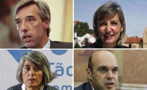 Terceira remodelação ministerial no Governo na sequência da demissão de Azeredo Lopes