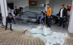 Plano Distrital de Emergência de Coimbra ativado devido à tempestade Leslie