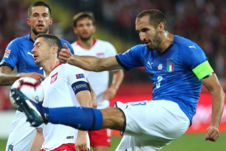 Itália vence Polónia por 1-0 e 'adia' qualificação de Portugal na Liga das Nações