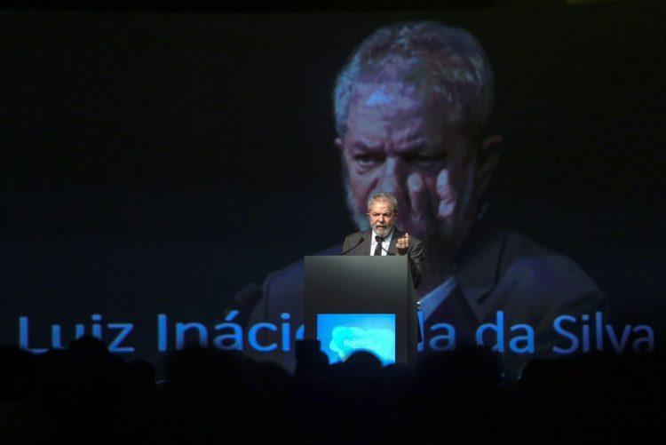Lula da Silva torna-se arguido pela quinta vez em processo de corrupção no Brasil