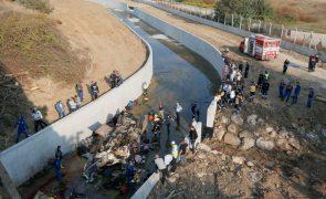 5 detidos na Turquia após a morte de 22 migrantes num acidente de viação
