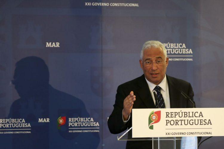 Primeiro-ministro diz que Portugal tem potencial para fazer crescer a atividade portuária