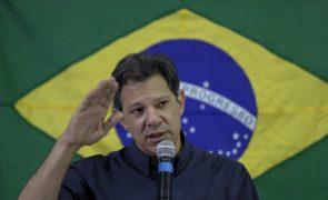 Haddad assume Portugal como exemplo de superação da política de austeridade