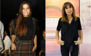 Filha de Manuela Moura Guedes fala sobre o nervosismo e polémicas da mãe no regresso à TV