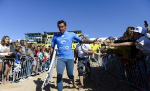 'Wild-cards' Vasco Ribeiro e Miguel Blanco confiantes num bom resultado em Peniche