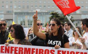 ALERTA | Enfermeiros regressam hoje à greve nacional de seis dias