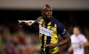 Valleta FC oferece contrato de dois anos a Usain Bolt
