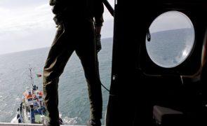 Força Aérea resgata com sucesso tripulante de barco de pesca nos Açores