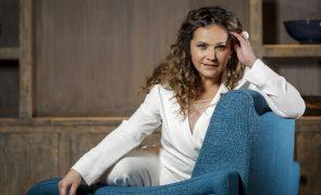 Helena Laureano afastada da televisão devido a depressão e violência doméstica