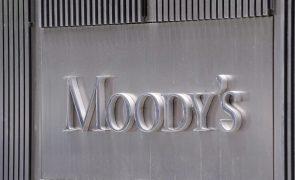 Moody's sobe 'rating' de bancos portugueses