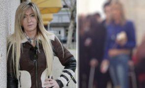 Maria Leal antes da fama A foto EXCLUSIVA da cantora com o marido a quem terá extorquido 1 milhão de euros