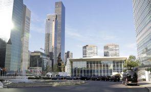 Diplomatas cubanos boicotam com gritos ação dos Estados Unidos nas Nações Unidas