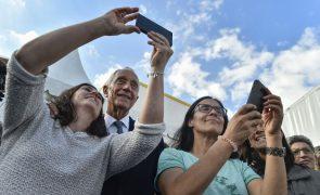 Marcelo Rebelo de Sousa quer estratégia contra pobreza e diz que momento é agora