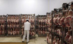 Carne de porco portuguesa duplica exportações ao iniciar vendas para a China em 2019