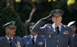 Tancos: Presidente recebeu pedido de resignação do Chefe do Estado-Maior do Exército