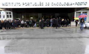 Incêndio no IPO do Porto terá sido provocado por curto-circuito