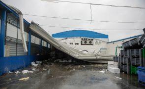 Governo aprova linha de crédito para empresas afetadas pela tempestade Leslie