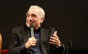 Martin Scorsese defende o cinema, as suas salas e diz que ninguém ensina a fazer um filme