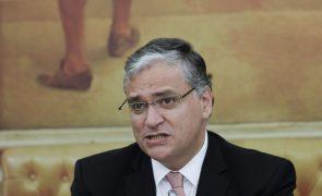 Vasco Cordeiro diz que quadro de financeiro da UE