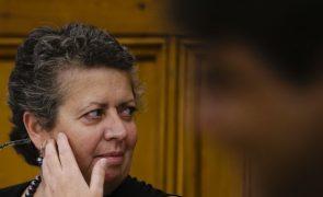 Sindicato dos estivadores recusa reunir hoje com ministra do Mar no Porto de Leixões