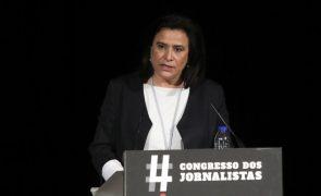 ERC aprova nomeação de Maria Flor Pedroso para diretora de informação da RTP