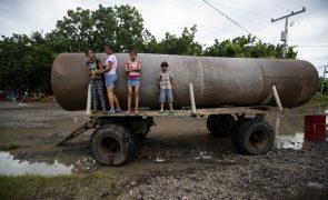 Chuvas fortes causam 14 mortos na Nicarágua