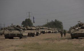 Amnistia Internacional pede contenção a Israel perante protestos em Gaza