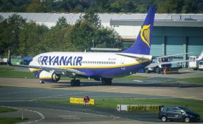 Ryanair anuncia acordo com sindicato dos pilotos portugueses