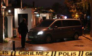 Polícia turca admite que restos mortais de Khashoggi tenham sido enterrados em floresta
