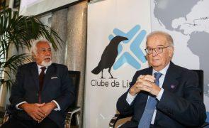 Jorge Sampaio diz que instituições democráticas