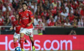 Pizzi assina novo contrato com Benfica