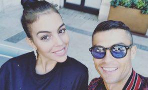 Já conhece o novo «bebé» de Georgina Rodriguez e Cristiano Ronaldo?