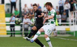 Moreirense vence fora São Martinho e segue em frente na Taça de Portugal