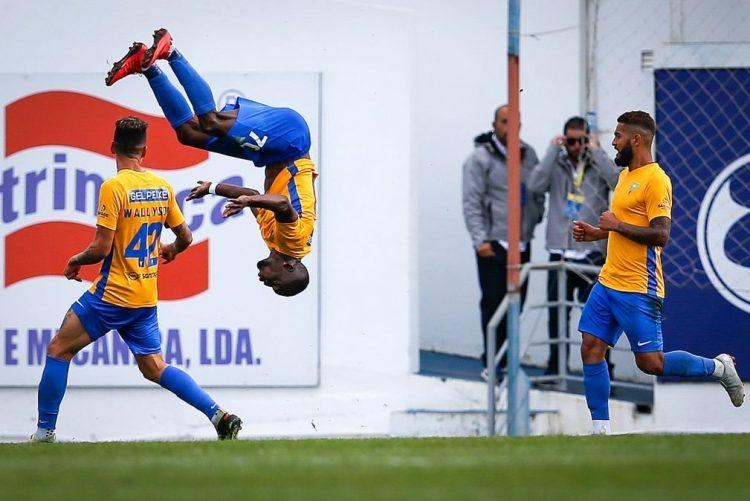 Grandes penalidades ditam continuidade do Tondela na Taça