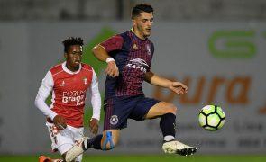 Sporting de Braga vence em Felgueiras com golo de Dyego Sousa e segue na Taça