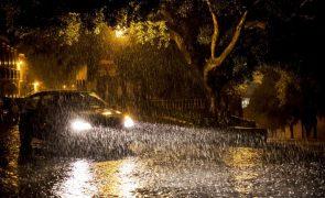 Proteção Civil dos Açores alerta para previsão de chuva forte em São Miguel e Santa Maria