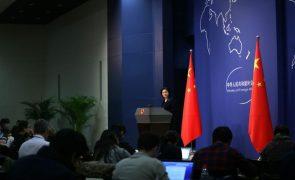 China considera um erro retirada dos EUA de tratado nuclear