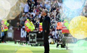 Mourinho afasta possibilidade de regressar ao Real Madrid