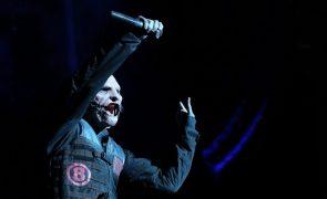 Slipknot atuam em julho em Lisboa no Voa - Heavy Rock Festival