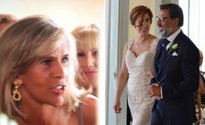 «O gajo é a cara dela» Quem é a amiga famosa da noiva do segundo episódio de Casados à Primeira Vista?