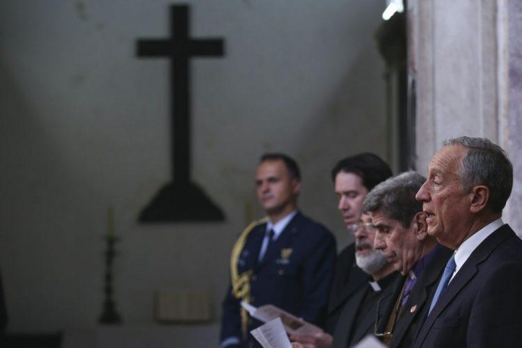 PR destaca ausência de tensões entre comunidades religiosas em Portugal