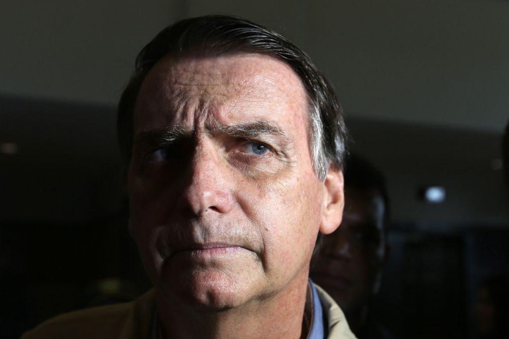 Jair Bolsonaro já votou no Rio de Janeiro
